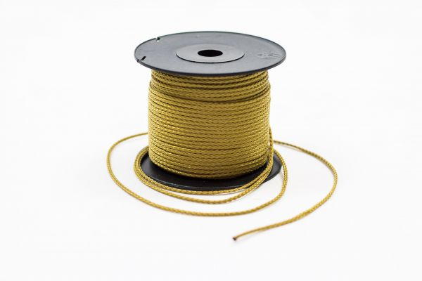 PP-Kordel 2mm Gold